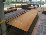 Ferro laminado a alta temperatura da prima da placa de aço de carbono de C45 Q235 A36 e placa de aço/folha