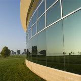 サイズ19mm+21A+19mmの高い透過低いE緩和された絶縁されたガラスを予約した