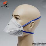 Cer-preiswerte Bescheinigungs-anerkannte chemische Holzkohle für gefaltete Antistaub-Virus-Gesichtsmaske des respirator-Ffp1nr