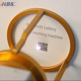 10W 20W 30W 금속을%s 소형 섬유 Laser 표하기 조각 기계