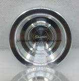Aluminium 6061 6063 CNC Draaiende Delen/Blauw Geanodiseerde CNC van het Aluminium het Draaien Hardware die en het Malen de Kwaliteit van de Uitvoer van de Delen van de Verwerking van de Samenstelling draaien