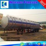 Cimc 3axle 18-25cbmアルミニウム燃料またはオイルまたはガソリンタンカー