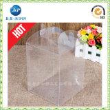 Les boîtes d'emballage en plastique transparent en PVC (JP-Pb005)