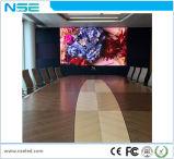 Visualización video a todo color de interior de la tarjeta de la pared de la pantalla de P6 SMD