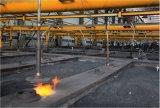 Rang de Grafiet van de Elektroden UHP van het maken-staal (ultra Hoge Macht) met Dia 550700mm en Uitsteeksels