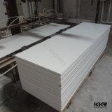 20mm Branco Glaciar superfície sólida para a bancada