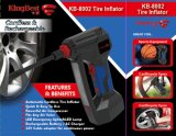 Kingbest kb-8002 Handige Draadloze Inflatoren van de Band 12V
