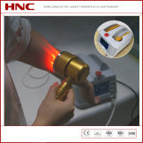 Instrumento da terapia do laser da reabilitação do relevo de doutor de família dor