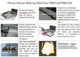 Livre album photo Boway Photobook Maker cas Making Machine Pms12A