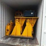 タワークレーンの基礎固定の角度か金属フレームの固定足または車軸中国製