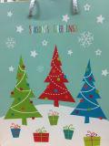 Оптовая OEM мешки для подарков бумаги стороной День Рождения / свадьба / Рождество, производство оберточной бумаги ##Ab04