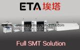 Middelgrote Grootte 8 het Verwarmen de Oven van de Terugvloeiing van de Streek SMT