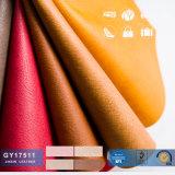 100% PU PVC para sapatos e bolsas de couro, de couro sintético PU tampa do notebook