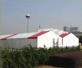 Высокопрочный алюминиевый белый напольный шатер партии для сбывания