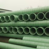 Prezzi del tubo delle acque luride del tubo GRP dell'acqua di scarico del grande diametro