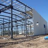 가벼운 모듈 강철 구조물 Warehoue 또는 작업장