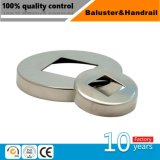 Edelstahl Handrailing Grundplatte-Deckel