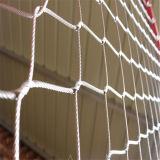 Kundenspezifisches X neigen flexiblen Edelstahl-Kabel-Maschendraht