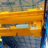 Кран электрического двойного луча надземный 50 тонн