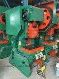 기계적인 괴상한 힘 압박 펀칭기 J23 시리즈