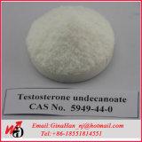 Testosterona sin procesar Decanoate de Decanoate de la prueba del polvo del GMP Steriod