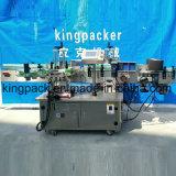 Máquina de rotulagem lateral duplo