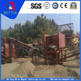 ISO9001 complètent le séparateur magnétique de fer de sable de mer pour l'Indonésie/Malaisie