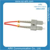 Shenzhen-konkurrierender Lieferanten-Mehrmodenduplexaus optischen Fasern