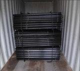 Piquet noir australien d'étoile du bitume Y employant pour la clôture de cerfs communs