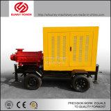 pompe à eau d'aspiration de la fin 10inch pour la pipe de PVC d'irrigation facultative