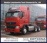 新しいHOWO T7h 540HP 6X4の人エンジンのトラクターのトラック