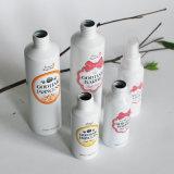 250ml, frasco de loción de cosméticos de aluminio con la impresión (PPC-AB-101)