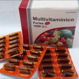 Suplementares nutritivo, cápsulas de Multivitamin Softgel