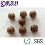 precisión de la bola de cobre H62 de 5m m 5.556m m alta y buena calidad