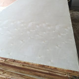 madera contrachapada del álamo de 6m m 1250*2500m m para los muebles