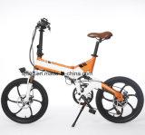 درّاجة كهربائيّة مع 20 بوصة [ألومينوم لّوي] عجلة