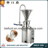 Máquina de moedura da pasta do coco/coco, misturador do leite de coco