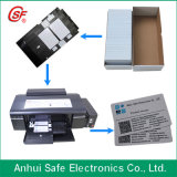 Tarjeta de PVC para imprimir por chorro de tinta con buena calidad