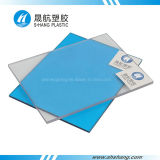 1.0mm에 UV를 가진 15mm Polycarbonate Solid Sheeting 를 지우십시오