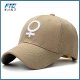 Gorra de béisbol de encargo del panel de la alta calidad 6