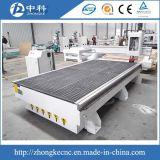 Marque Zhongke porte en bois produisant CNC Router