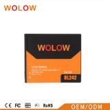 Bateria de lítio 2300mAh móvel de Batterie para Lenovo Bl242