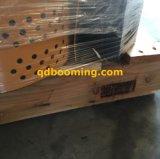 Teste padrão de furo 50 do HDPE 100 150mm Geocell