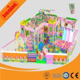 Sistema de parque infantil interior atraente Kids Soft Play Station