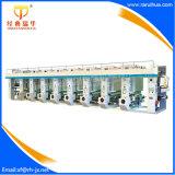 PVC, PE, OPP, BOPP, PET Film Rotationstiefdruckmaschine (ASY-C1000)