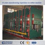 Couvre-tapis en caoutchouc faisant la presse, presse de vulcanisation de plaque en caoutchouc (800*800mm)