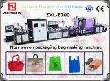 Professional não tecidos saco reutilizável Preço de máquinas (ZXL-E700)
