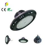 Industriële de Gebruikte 300W 250W 200W 150W 100W LEIDENE van het UFO Hoge Verlichting van de Baai