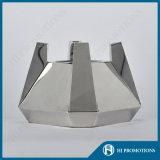 Exhibidor de la botella del acero inoxidable LED (HJ-DWL02)