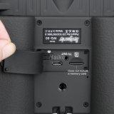 Óptico Combate tático Airsoft Arma Arma Espaço de tiro Exército Caça Riflescope Laser Ranging Visão noturna com vídeo